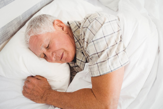 Tips for Seniors: What to Eat to Sleep Better